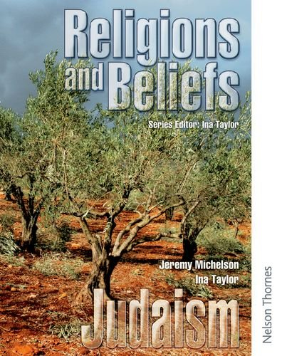 Religions and Beliefs: Judaism (0748796711) by Michelson, Jeremy; Taylor, Ina