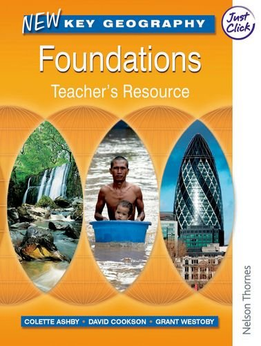 9780748797042: New Key Geography: Foundations - Teacher's Resource with CD-ROM