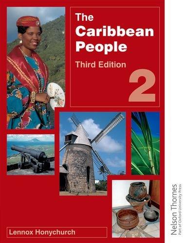 The Caribbean People Book 2 - 3rd: Honychurch, Lennox