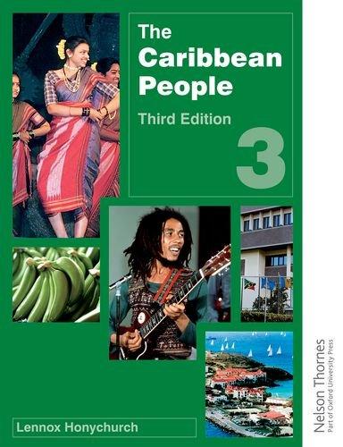 The Caribbean People Book 3 (Paperback): Lennox Honychurch