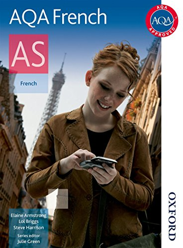 9780748798070: AQA French AS: Student's Book