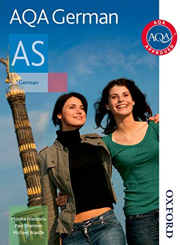 9780748798117: AQA AS German Student Book