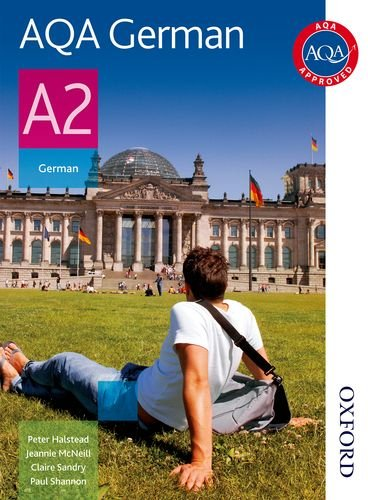 9780748798124: AQA A2 German Student Book