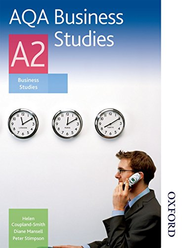9780748798476: AQA Business Studies A2: Student's Book
