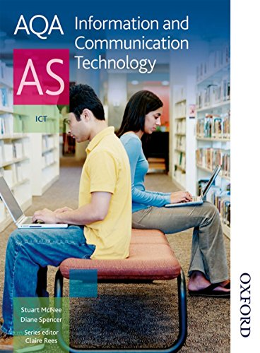 9780748799077: AQA Information and Communication Technology AS
