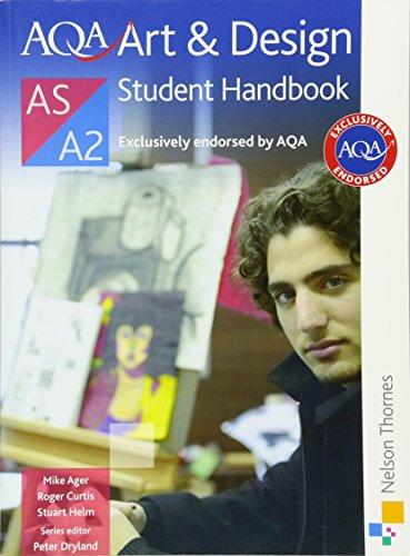 9780748799121: AQA Art & Design AS/A2: Student Handbook