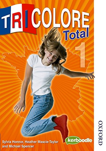 9780748799510: Tricolore Total 1 Students Bk 4th