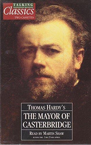 The Mayor of Casterbridge. Thomas Hardy's. Read: Thomas Hardy. Read