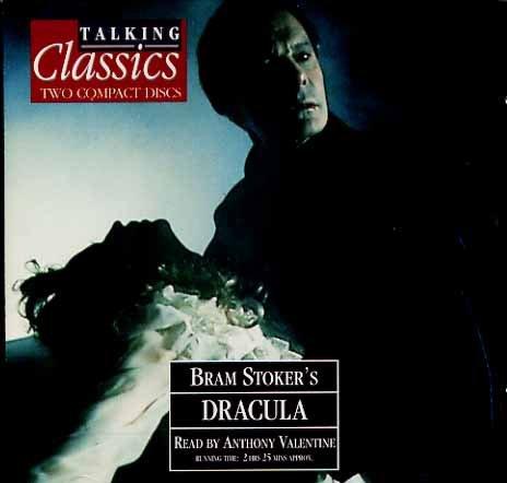 9780748903283: Dracula Talking Classics read by Anthony Valentine