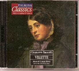 9780748903481: Villette (Talking Classics Audio CDs No. 49)