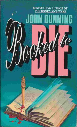 9780749001018: Booked To Die