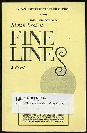 9780749001247: Fine Lines
