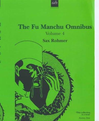 9780749002329: The Fu-Manchu Omnibus: