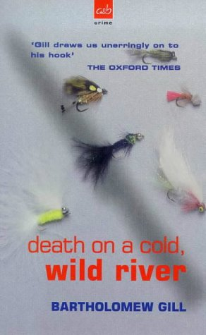 9780749003098: Death on a Cold, Wild River (A Peter McGarr mystery)