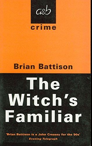 9780749003104: The Witch's Familiar: A DCI Jim Ashworth (DCI Jim Ashworth Investigation)