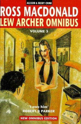 "9780749003401: The Lew Archer Omnibus: ""Ivory Grin"", ""Galton Case"", ""Blue Hammer"" v. 3 (A&B Crime)"