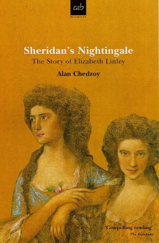 9780749003418: Sheridan's Nightingale: The Story of Elizabeth Linley (Allison & Busby biography)