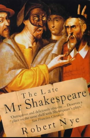 9780749004958: The Late Mr. Shakespeare