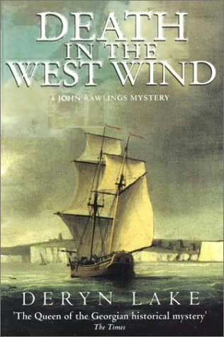 Death in the West Wind (A John Rawlings Mystery): Lake, Deryn