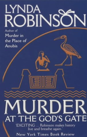 9780749005818: Murder at the God's Gate: A Lord Meren Mystery