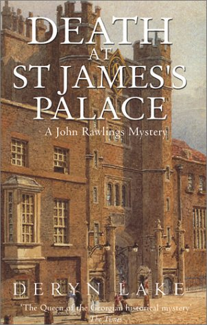 9780749005832: Death at St. James's Palace (John Rawlings Mysteries)