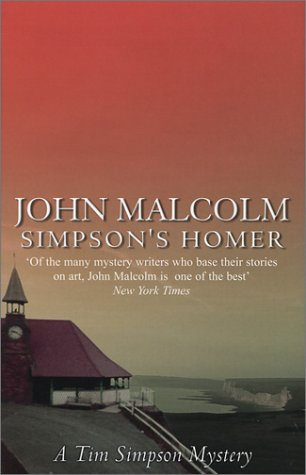 9780749005863: Simpson's Homer: A Tim Simpson Mystery