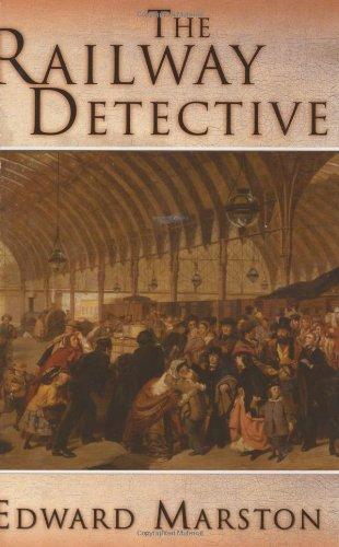 9780749006334: The Railway Detective (A & B Crime)