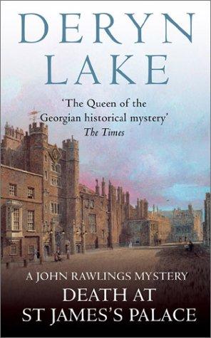 9780749006464: Death at St. James's Palace (John Rawlings Mystery)