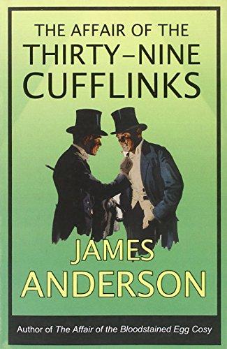 9780749007423: The Affair of the Thirty-Nine Cufflinks