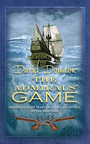 9780749007805: The Admiral's Game (The John Pearce Naval Series)