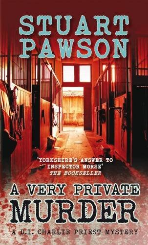 9780749007942: VERY PRIVATE MURDER (D.i. Charlie Priest)