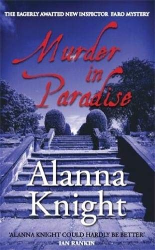 9780749007973: Murder in Paradise (The Inspector Faro Series)