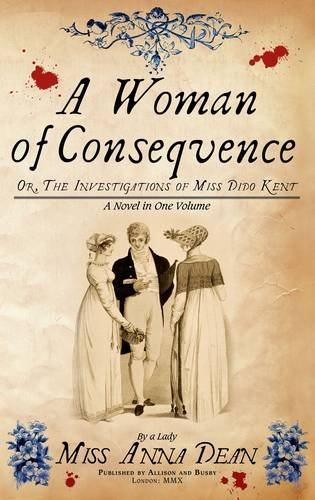9780749008192: Woman of Consequence