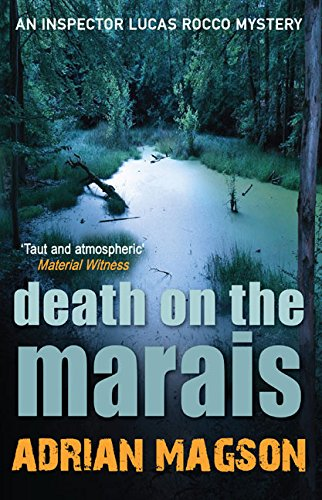 9780749008345: Death on the Marais (Inspector Lucas Rocco)