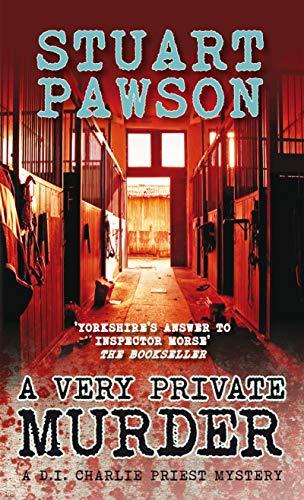 9780749008994: A Very Private Murder: A DI Charlie Priest Mystery