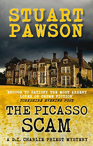 9780749009335: The Picasso Scam (DI Charlie Priest Mysteries)