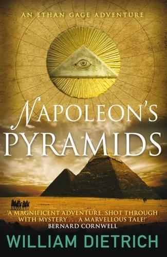 9780749009366: Napoleon's Pyramids (An Ethan Gage Adventure)