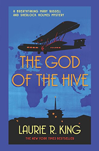 9780749009816: The God of the Hive. Laurie R. King
