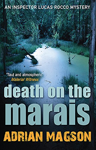9780749009915: Death on the Marais (Inspector Lucas Rocco)