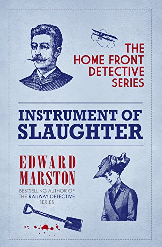 Instrument of Slaughter (Hardcover): Edward Marston