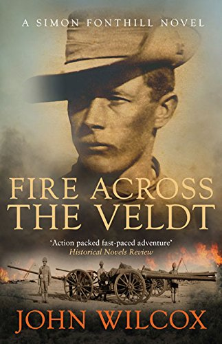 9780749010089: Fire Across the Veldt (The Simon Fonthill Series)