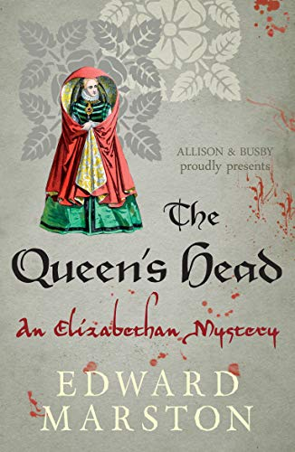 9780749010133: The Queen's Head (Bracewell Mysteries)