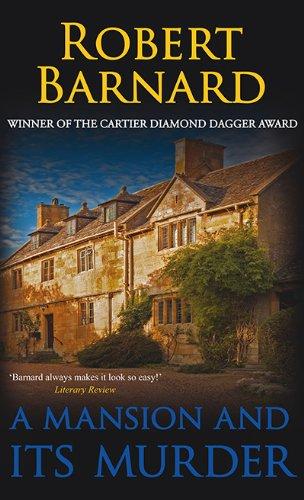 9780749010379: A Mansion and Its Murder. Robert Barnard