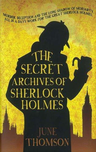 The Secret Archives of Sherlock Holmes: Thomson, June