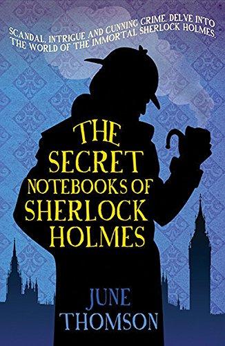 9780749011437: The Secret Notebooks of Sherlock Holmes