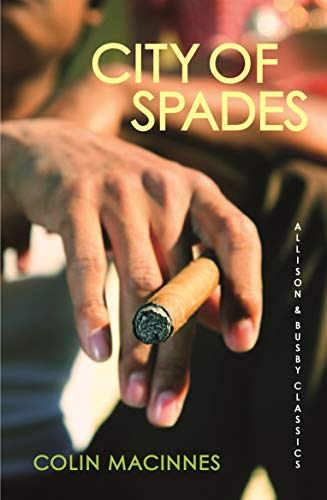 9780749011536: City of Spades (Allison & Busby Classics)