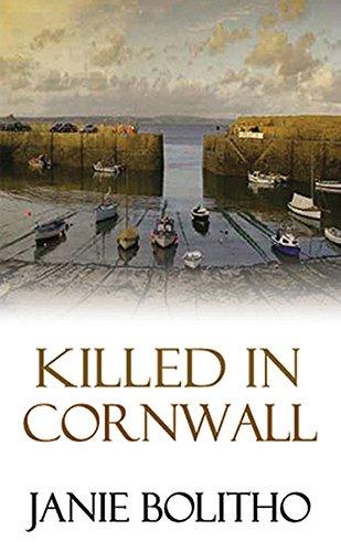 Killed in Cornwall: Bolitho, Janie