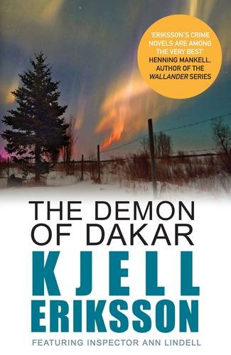 9780749011673: The Demon of Dakar (Inspector Ann Lindell)