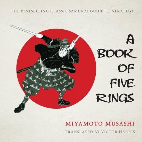 9780749011789: A Book of Five Rings. Miyamoto Musashi