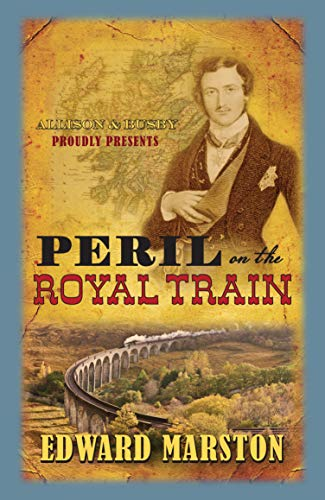 9780749012496: Peril on the Royal Train: A Railway Detective Novel